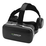 Gafas Realidad Virtual Vr Shinecon G02ed Con Auriculares