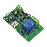 Sonoff Wifi Módulo Relé Dc5v-12v-32v Função Pulso E Travado
