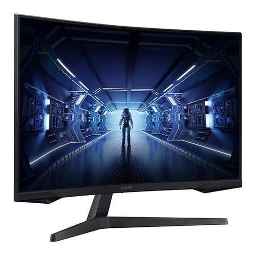 Monitor Samsung Gaming 27 Curvo Wqhd Amd Freesync 144hz 1ms