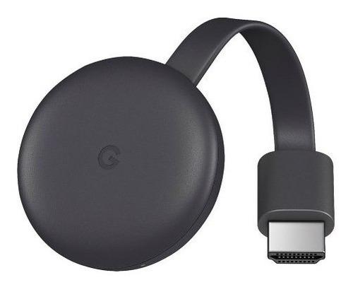 Google Chromecast 3 Hdmi 1080p Nuevo Modelo Oferta Loi
