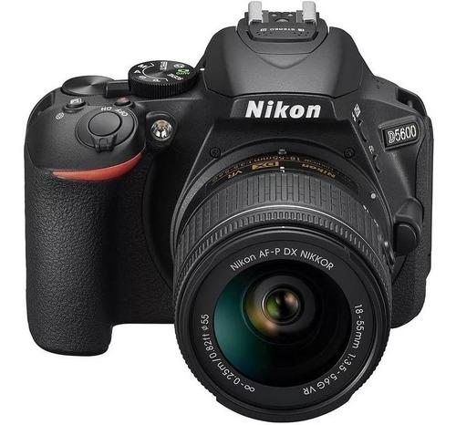 Camara Nikon D5600 24mp Led Tactil Video 1080 Wifi Bluetooth