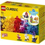 Lego Bricks Creativos Transparentes