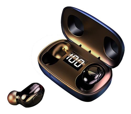 Audífonos Inálambrico S9 Portátiles Tws Bt 5.0