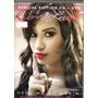 Dvd + Cd Demi Lovato - Here We Go Again Special Edition Original
