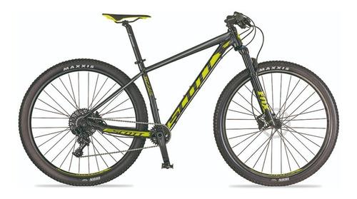 Bicicleta Scott Scale 950 18 Talle L /red Rider Tienda Rocha