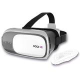 Vr Box 360º + Control 3d Vr-box  Realidad Virtual Hot Sale