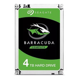 Disco Duro Interno Seagate Barracuda St4000dm004 4tb