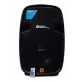 Parlante Moon Wild15aup Con Bluetooth  Negro 220v