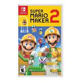 Super Mario Maker 2 Standard Edition Nintendo Switch Físico
