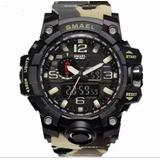 Reloj Smael Original Militar, Deportivo, Caballero Hombre