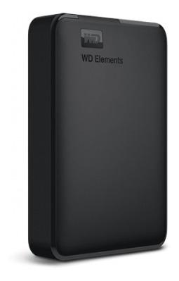 Disco Duro Western Digital Portátil 4tb Elements Usb 3.0 Neg