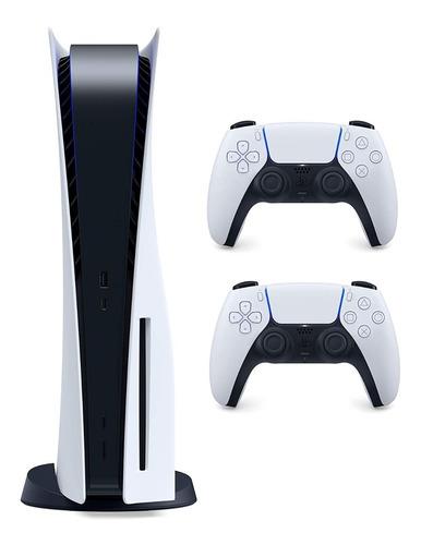 Consola Playstation 5 Con 2 Controles Ps5