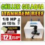 Chiller Gelaqua 1/8 Hp Para Até 150 Lts 110v Original
