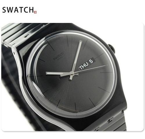 Relógio De Pulso Swatch Swiss Mystery Life