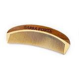 Peine De Madera Para Barba 12 Cm| Barba Forte