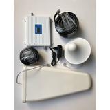 Amplificador De Señal De Celular Gsm Kit Repetidor
