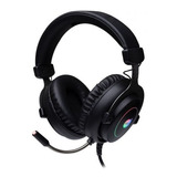 Headset Gamer Dazz Immersion Pro 7.1 Pc Ps3 Ps4 Usb