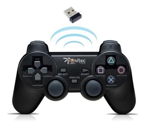 Control Inalámbrico Pc / Ps3 Usb Con Vibrador Oferta