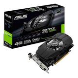 Placa De Video Nvidia Asus  Phoenix Geforce 10 Series Gtx 1050 Ti Ph-gtx1050ti-4g 4gb