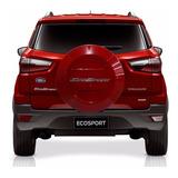 Cubre Rueda Rojo Bari Bepo Para Ford Ecosport Kinetic