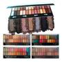 Paleta Sombras 28 Cores Alta Pigmentação Matte Profissional Original