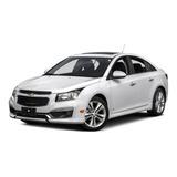 Cambio De Kit De Embrague Para Chevrolet Cruze 1.8 16v M/o