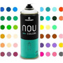 Tinta Spray Colorart Nou Colors P/ Grafiteiros 400ml Cores Original
