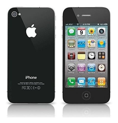 Ganga-iPhone 4s 16 Gb Negro-no Accesorios-barato