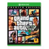 Grand Theft Auto V Premium Edition- Xbox One