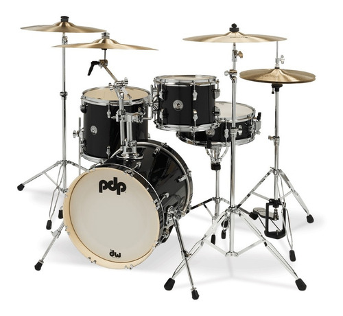 Bateria Pdp New Yorker 4pz Shell Pack