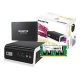 Mini Pc Gigabyte Brix Gb-blce-4105c Ssd 240gb 8gb 2400ghz D
