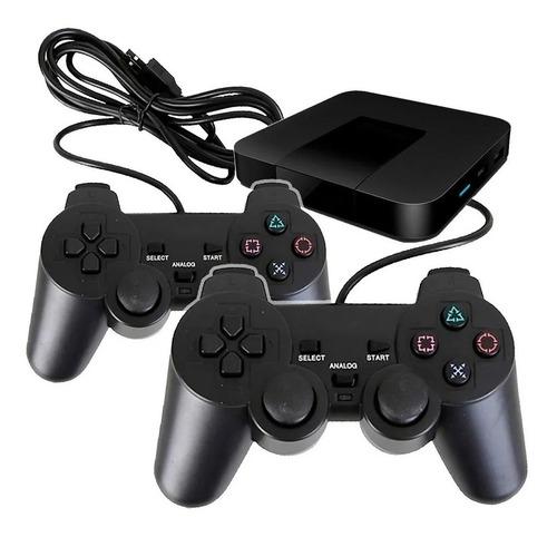 Consola Retro 7000 Juegos + 2 Mandos Psx