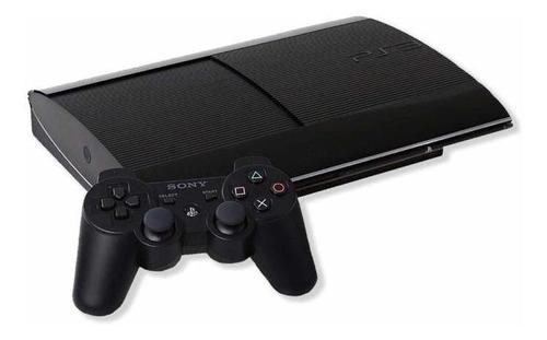 Playstation 3  250 Gb + 1 Joystick + 15  Juegos Dig. + Hdmi