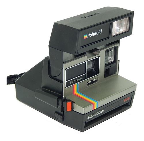 Camara Polaroid Supercolor 635. Funcionando Correctamente.