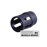 Muzzle Brake M4 Para Barrel De Paintball