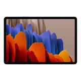 Tablet  Samsung Galaxy Tab S7+ Sm-t970 12.4  128gb Mystic Black Con 6gb De Memoria Ram
