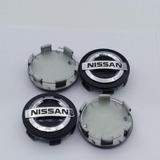 Tapa Logo Aro Nissan Nuevas!