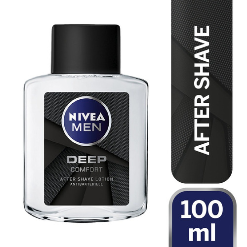 Loción After Shave Nivea Men Deep 100ml
