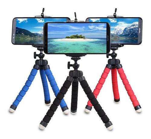 Tripode Flexible Celular Camara Soporte Smartphone Holder