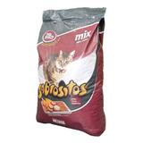 Sabrositos Mix Gato Pollo Carne Y Vegetales X 10kg Envios