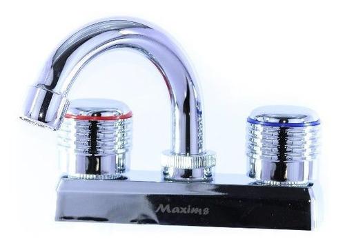 Mezcladora Llave Para Lavabo Súper Lujo Promoción