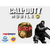 Call Of Duty Mobile 80cp