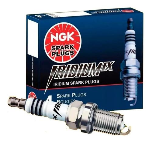 Pack 4 Bujías Ngk Bkr6eix-11 Iridium Japón