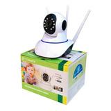 Camera 3 Antenas Ip Wifi Sistema Yoosee/yyp2p