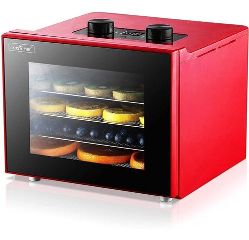 Máquina Deshidratadora De Alimentos De Encimera Eléctrica