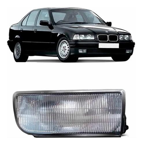 Faro Auxiliar Antiniebla P/ Bmw E36 S3 1992 1993 1994 1995 BMW M5