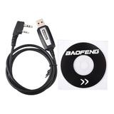 Cable Programacion Retevis Baofeng 888s, Uv-5r, Kenwood 777