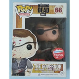 The Governor. #66. Pop. Fugitive Toys Exclusive. Nuevo