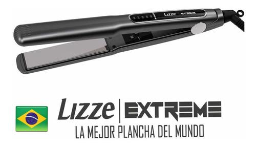 Plancha Lizze Extreme, Hasta 480f, La Mejor Para Keratinas