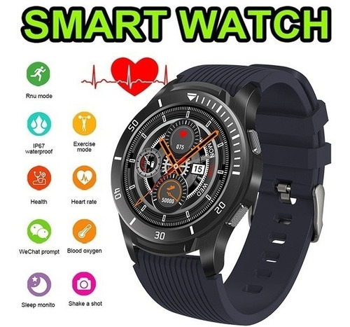 Reloj Bluetooth Smart Watch 45mm